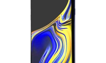 Samsung Galaxy Note9 Smartphone (SM-N960U1) - GSM + CDMA - 128GB / Ocean Blue