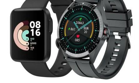 Xiaomi Mi Watch Lite Smart Watch Bluetooth Heart Rate Waterproof 5ATM KUMI GW16T