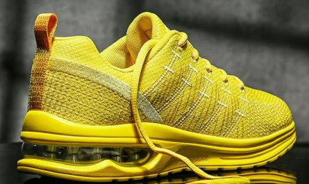 Fashion Running Men's Air Cushion Shoes Athletic Sports Tennis Casual Sneakers