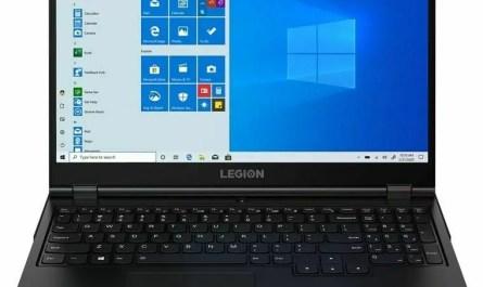 NEW LENOVO LEGION 5 15.6 GAMING RYZEN 5 4.0GHZ 8GB 256GB SSD + 1TB HD GTX 1650