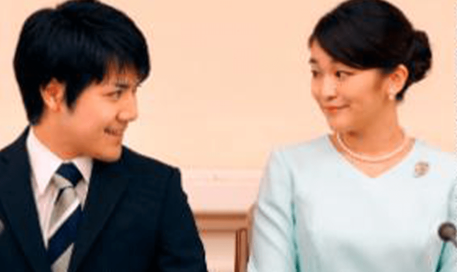 Japanese Princess stripped of title for marrying a commoner