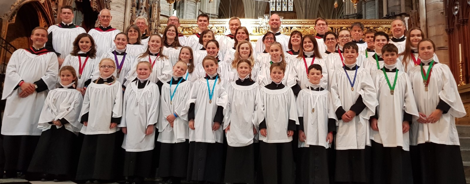 St Thomas Mellor Choir Large