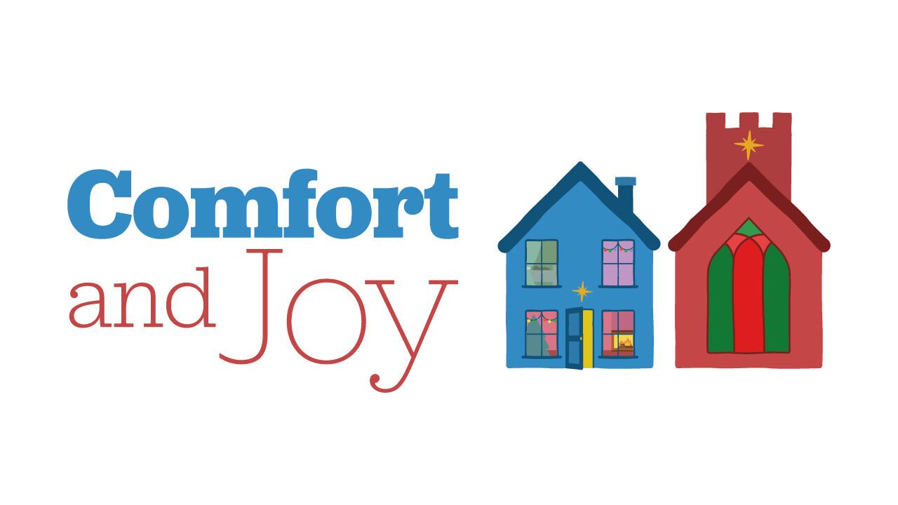 Comfort and Joy Logo 720 Web