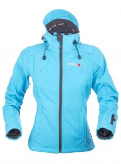 Windproof Technical Jacket Latemar Lady