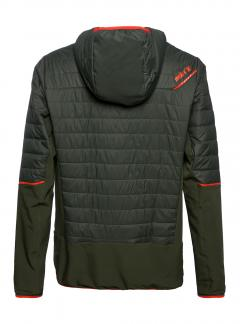Giacca in Primaloft Gold Ripid Hybrid