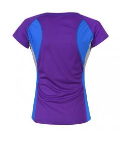 Run Lady Damen Rundhals T-Shirt
