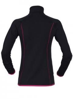 Hot Lady Hybrid Fleece Jacket