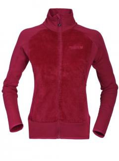 Hybrid thermisch Fleece Jacke Vajolet Lady