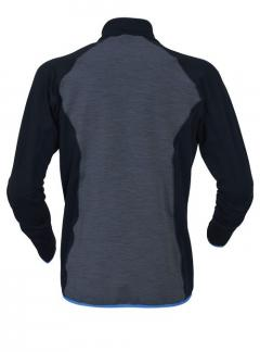 Wool Hybrid thermal Fleece