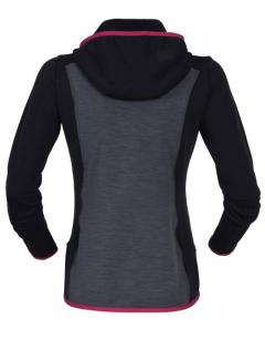 Wool Lady Hybrid thermal fleece
