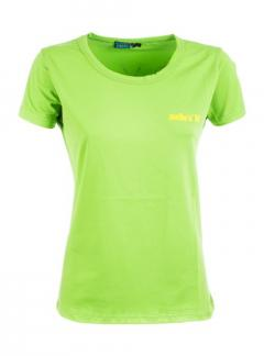 Cornalba Lady Stretch Baumwoll T-Shirt