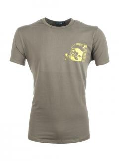 Kalymnos stretch cotton T-shirt