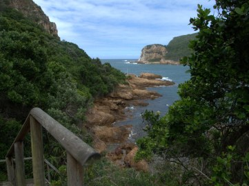 Knysna, The Heads