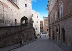 Fabriano, centre-ville