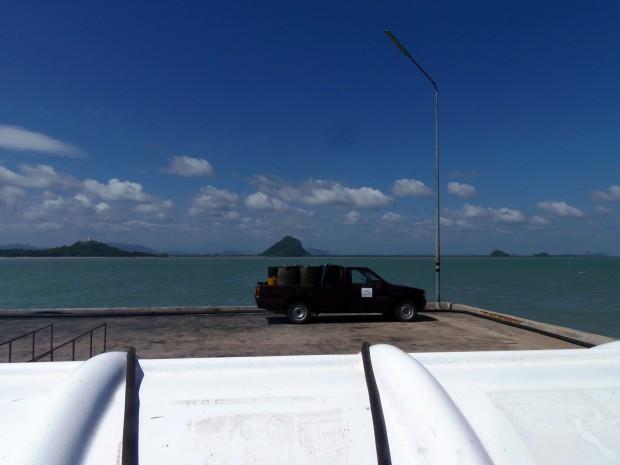 Embarquement pour Koh Samui