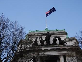 Australie House, la banque des gobelins de Harry Potter