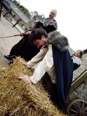 A Winterfell (Castle Ward, Irlande du Nord)