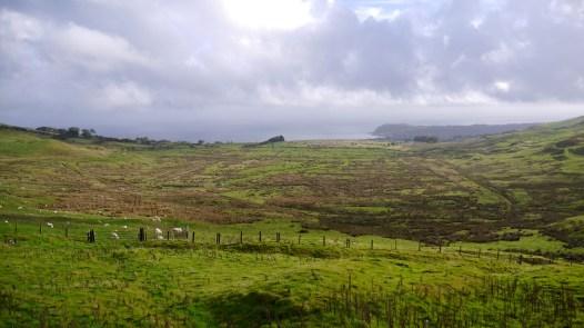 Les paysages du Nord, au tout début de la saison 1