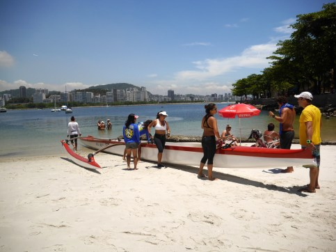 Praia de Urca, Rio de Janeiro