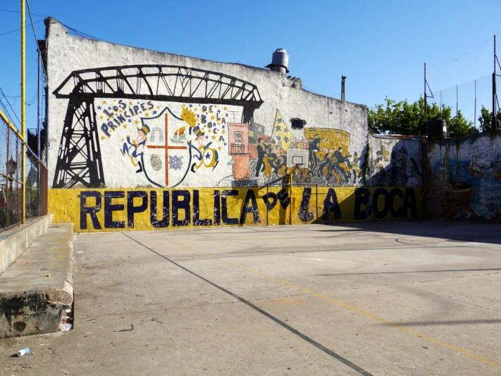 Barrio La Boca, Buenos Aires