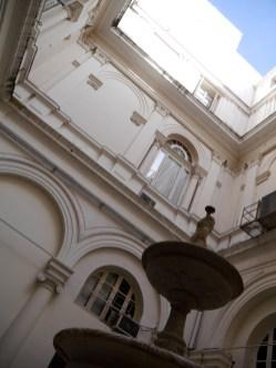 Palacio de los Leonesn Rosario