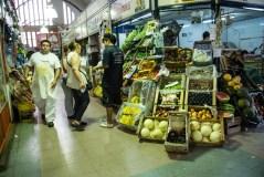 Mercado Sur, plus qu'une station de bus!