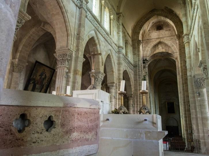 Eglise Saint-Menoux