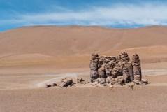 moines de la Pacara