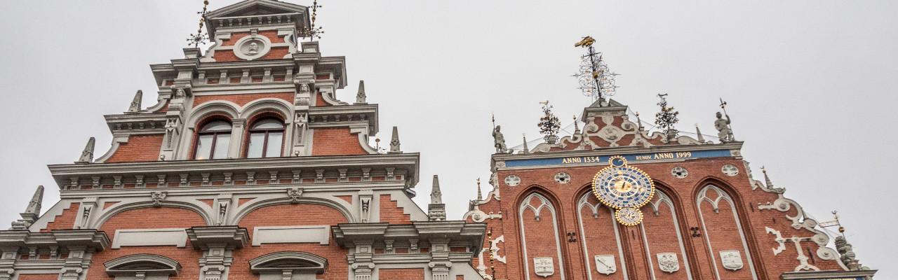 Riga : rigoureusement belle, entre vieilles pierres et Art Nouveau