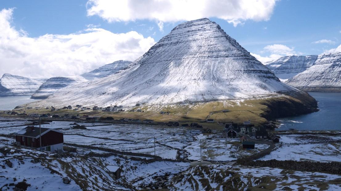 Viðareiði, Îles Féroé