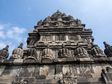 Le complexe de Prambananan