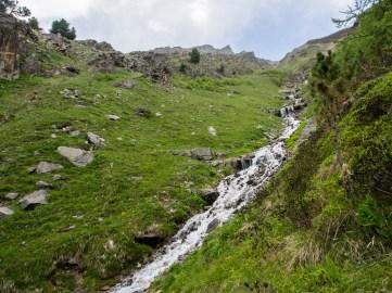 Via Alta, Muottas Muragi