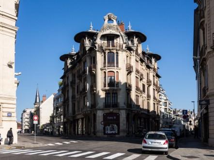 Masion Art Nouveau par Perreaut