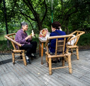 Renmin Park Teahouse