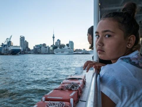 Auckland : Ferry pour Devonport