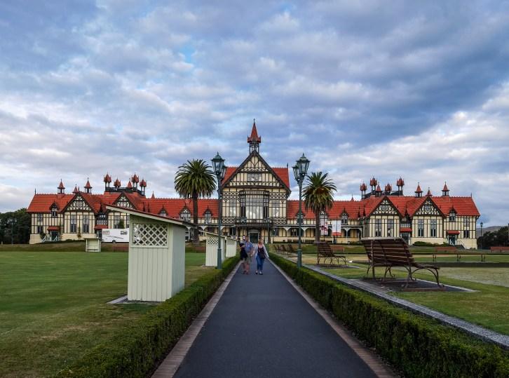 Rotorua, Government's Garden