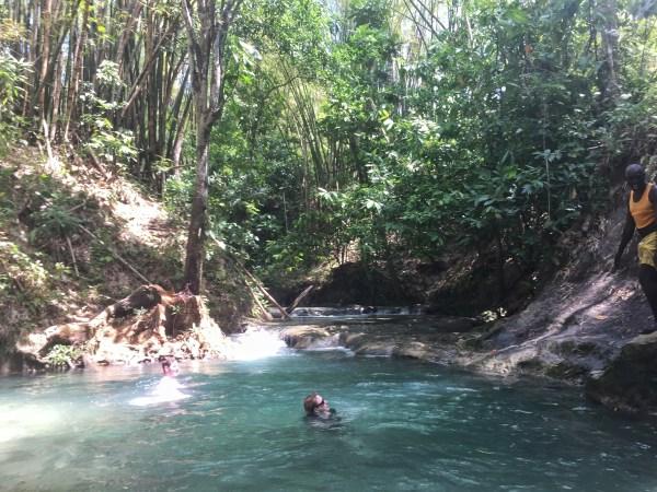 Mayfield Falls, Jamaïque