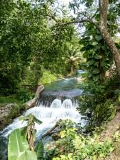 Roaring River Park, Jamaïque