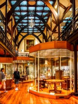 Musée Canterbury, Christchurch