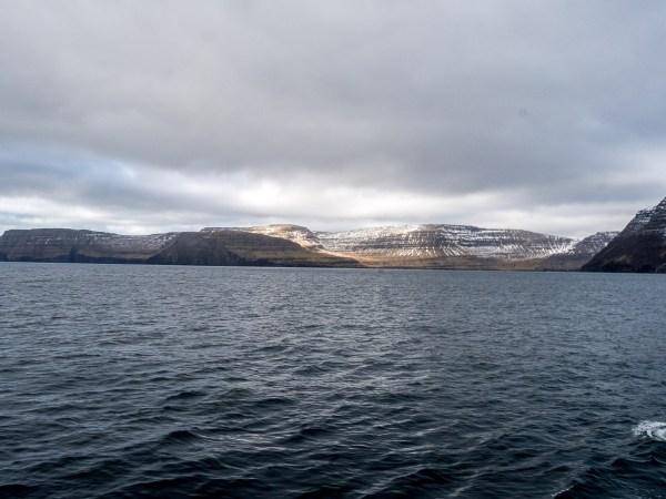 Ferry Ritan vers Svinoy