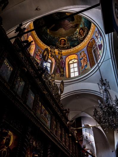 Monastère de la Tentation, Jéricho