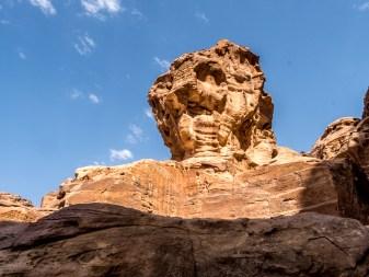 Sur le chemin du Monastère, Petra