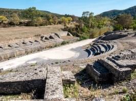 Théâtre Romain d'Alba