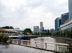 Singapour, Clarcke Quay
