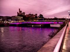 Inverness, Ecosse : Ness Bridge