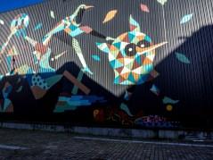 Street art, Charleroi