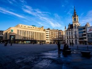Place Verte, Charleroi