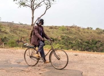 Kibale Sur la route de Kibale Forest National Park National Park