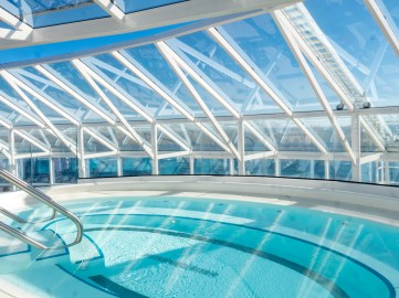 Symphony of the Seas, Solarium