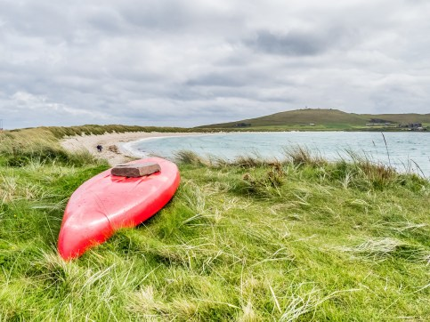 Shetland West Voa Beach